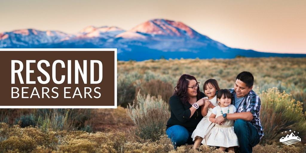 The movement Rescind Bears Ears (formerly Save Bears Ears) is a monument opposition movement composed primarily of San Juan County locals.