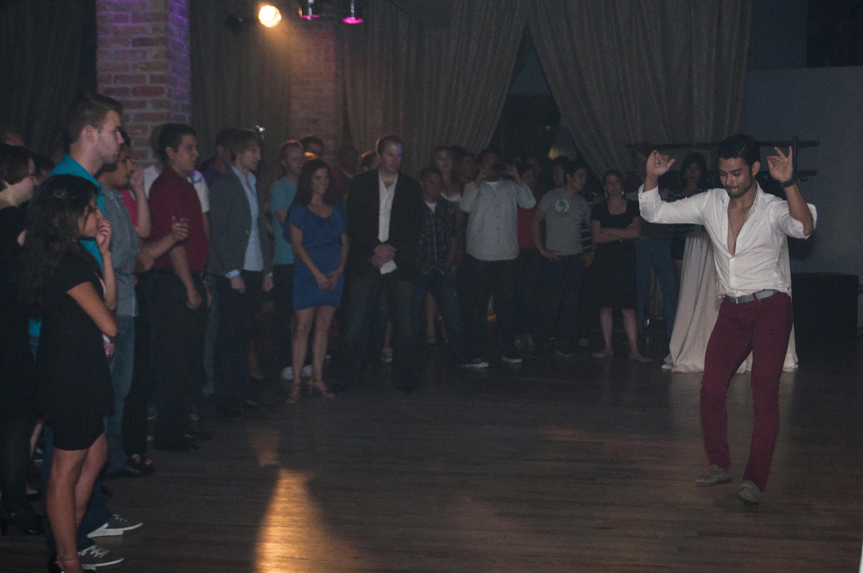 Salsa dancing provo