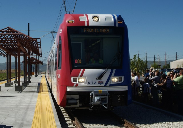 UTA to add extra service for Holy War football game