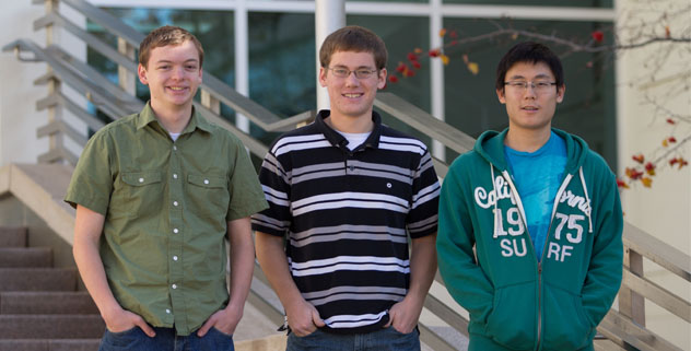 BYU champions again at the Intemountain Math Competition