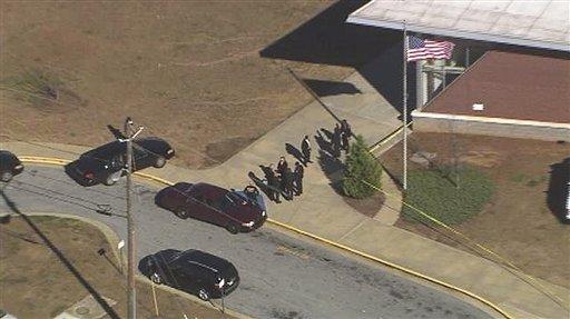Atlanta School Shooting