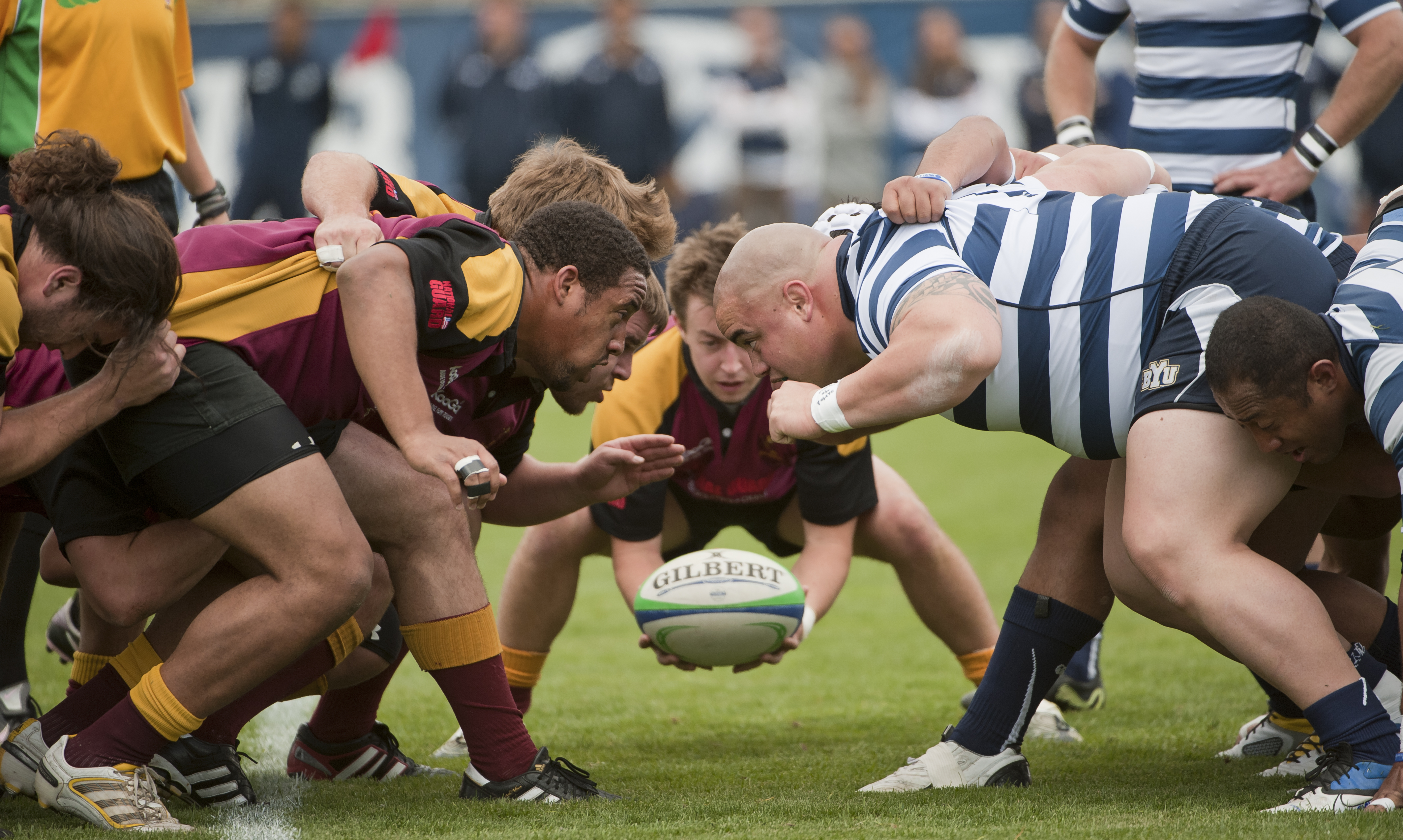 BYU rugby heads to Las Vegas to meet Texas A&M - The Daily ...