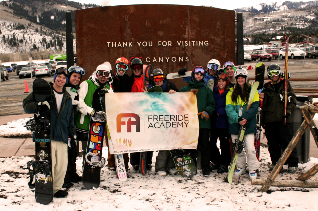 Freeride Academy largest club on BYU campus