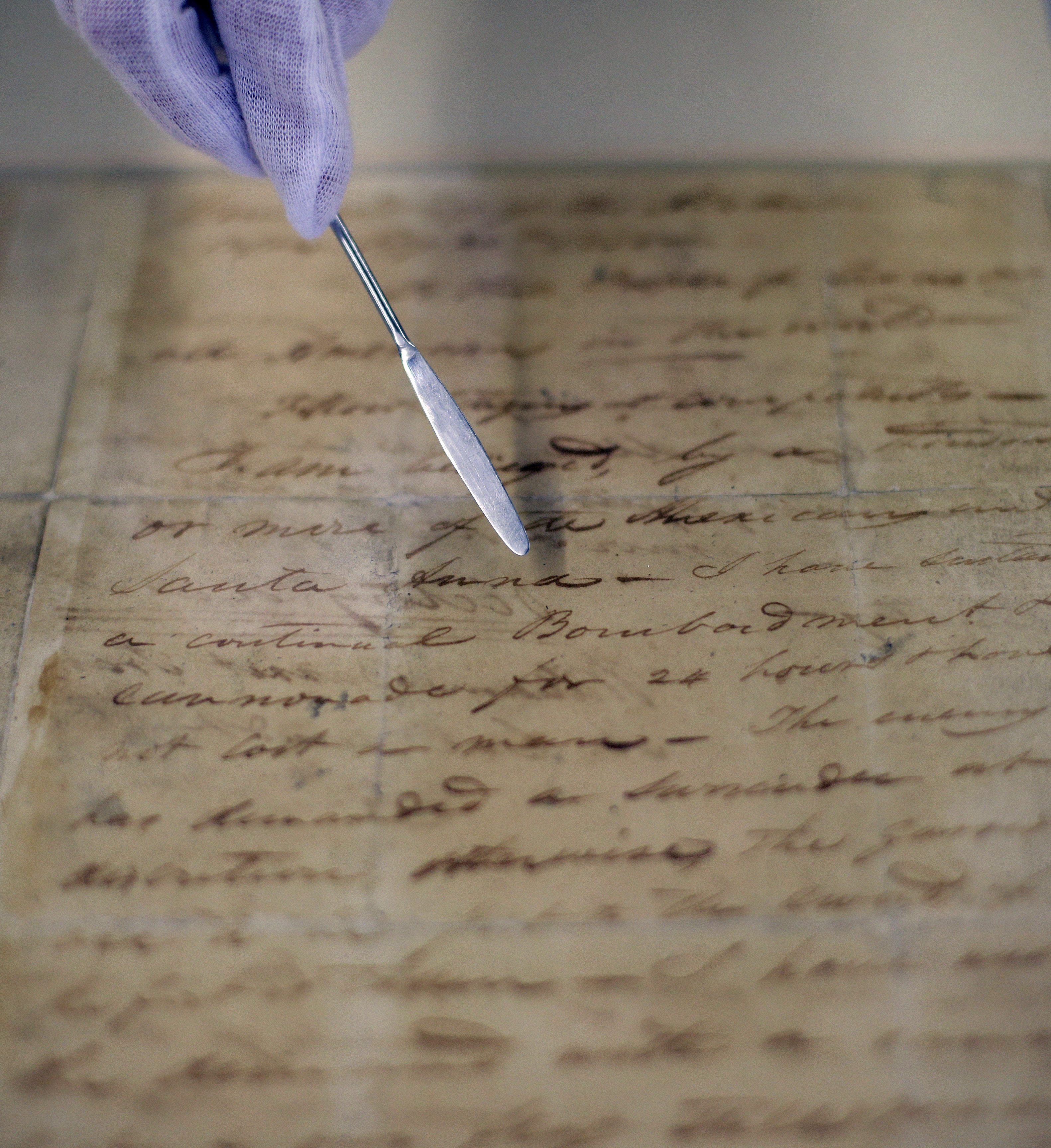 victory or death letter returns to the alamo the daily universe
