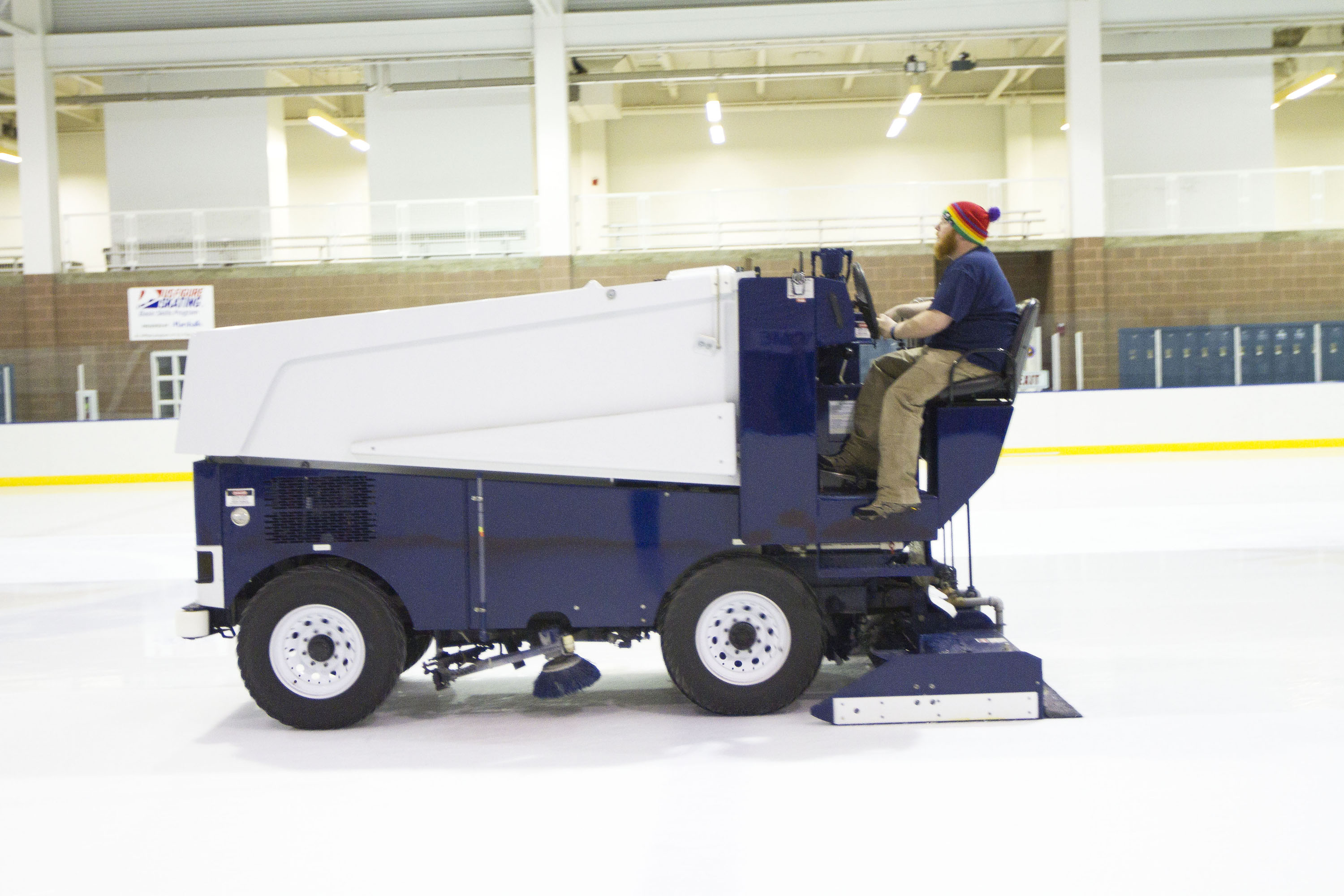 Zamboni (ice resurfacer) | Gruesome playground injuries ...
