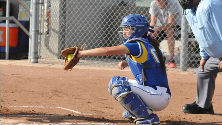 Mylee Davis, a transfer from SLCC, has joined the Cougars for the 2013 season,