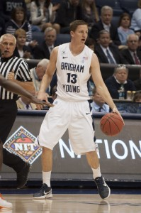 Brock Zylstra finished with 23 points and 10 rebounds vs. Southern Miss. (Photo by Whitnie Soelberg)