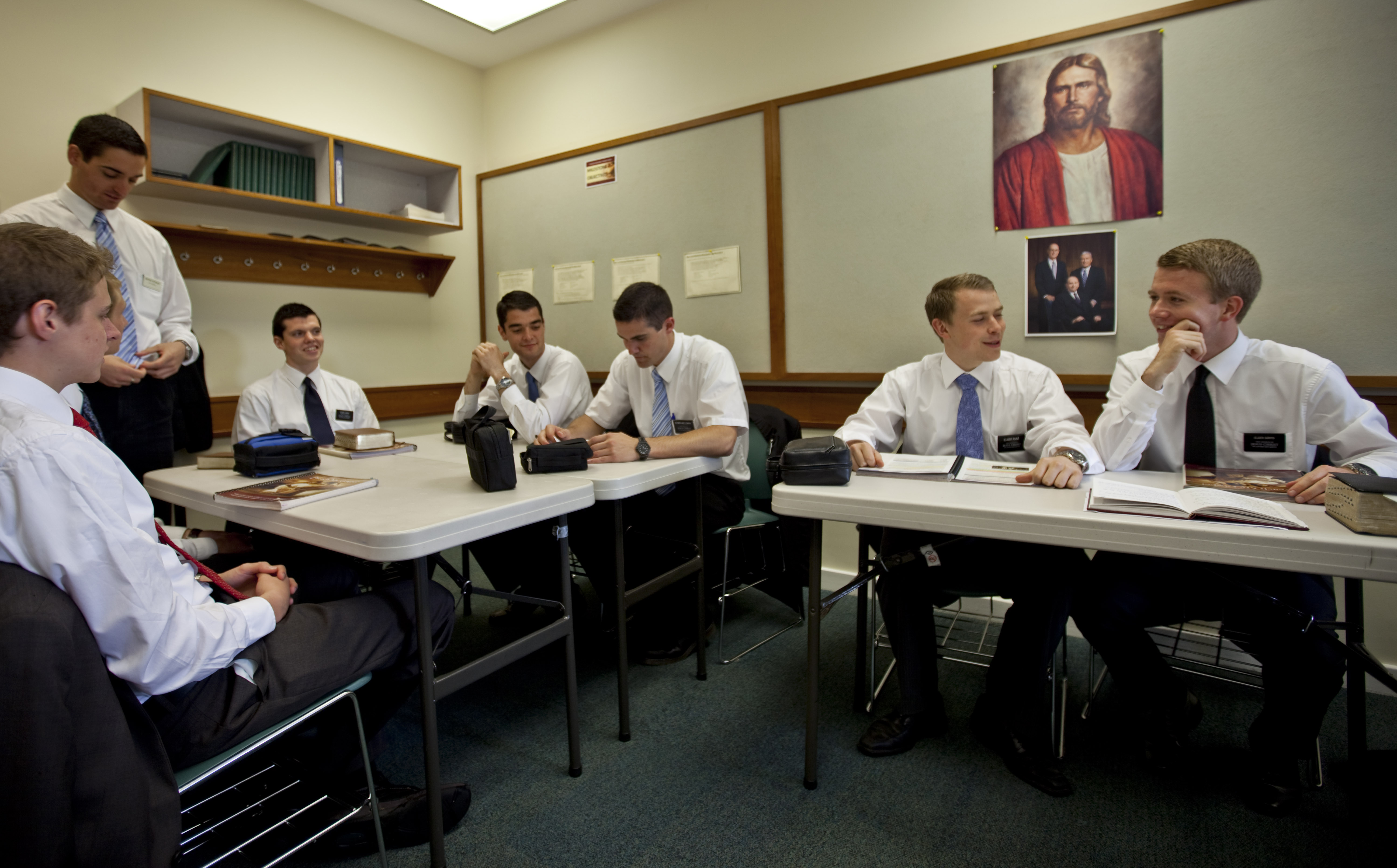 Missionaries in training will be housed at Raintree and Wyview apartments to accomodate their rising numbers. (Photo courtesy LDS Church)