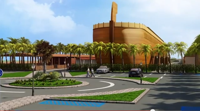 The Hidden Ark is being built in Miami, Fla. to help raise animal awareness. (Photo courtesy YouTube/ Hidden Ark)