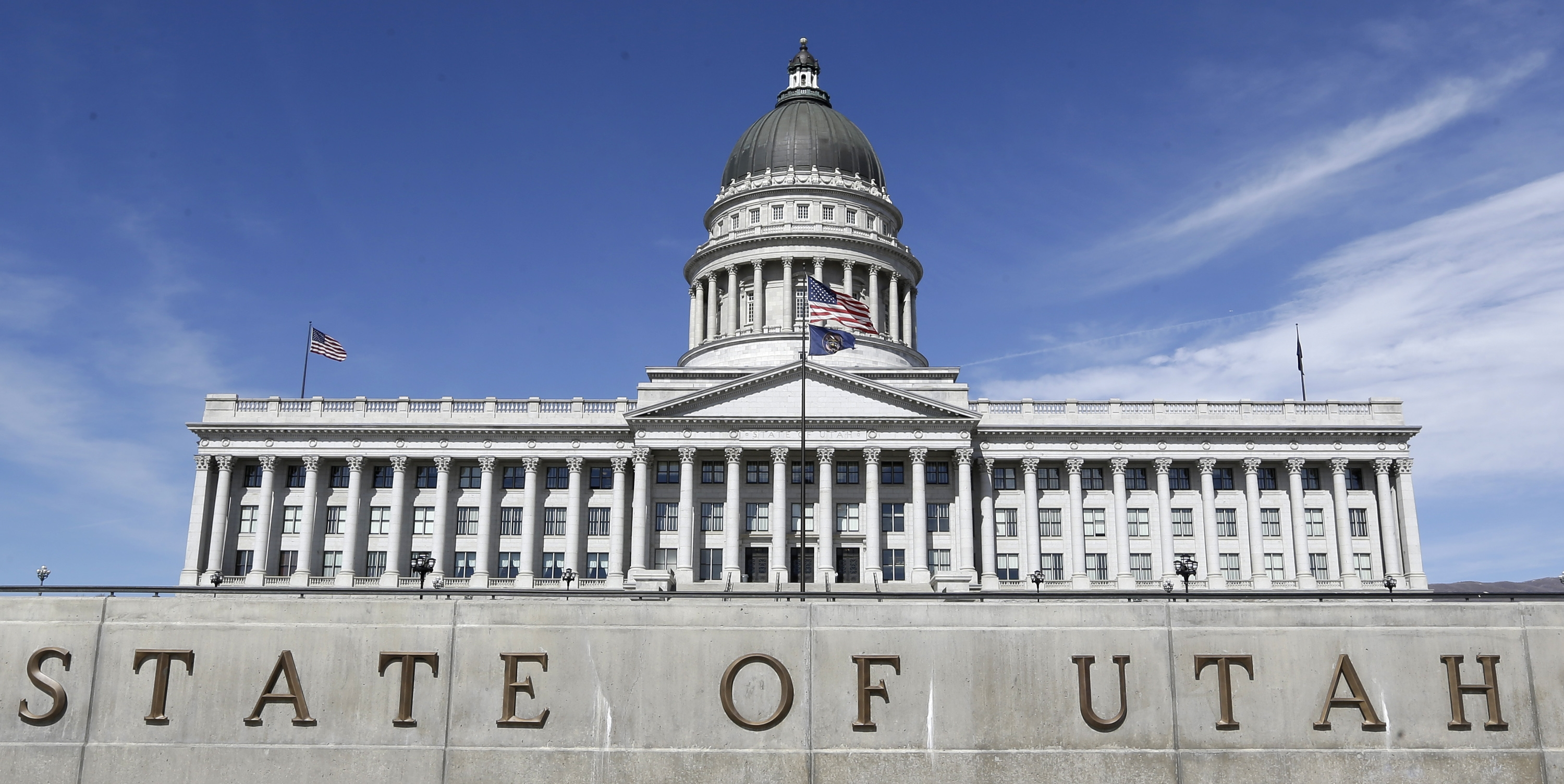 Lawmakers met Wednesday, May 18, to discuss possible topics for the 2017 Legislature. (AP Photo/Rick Bowmer)