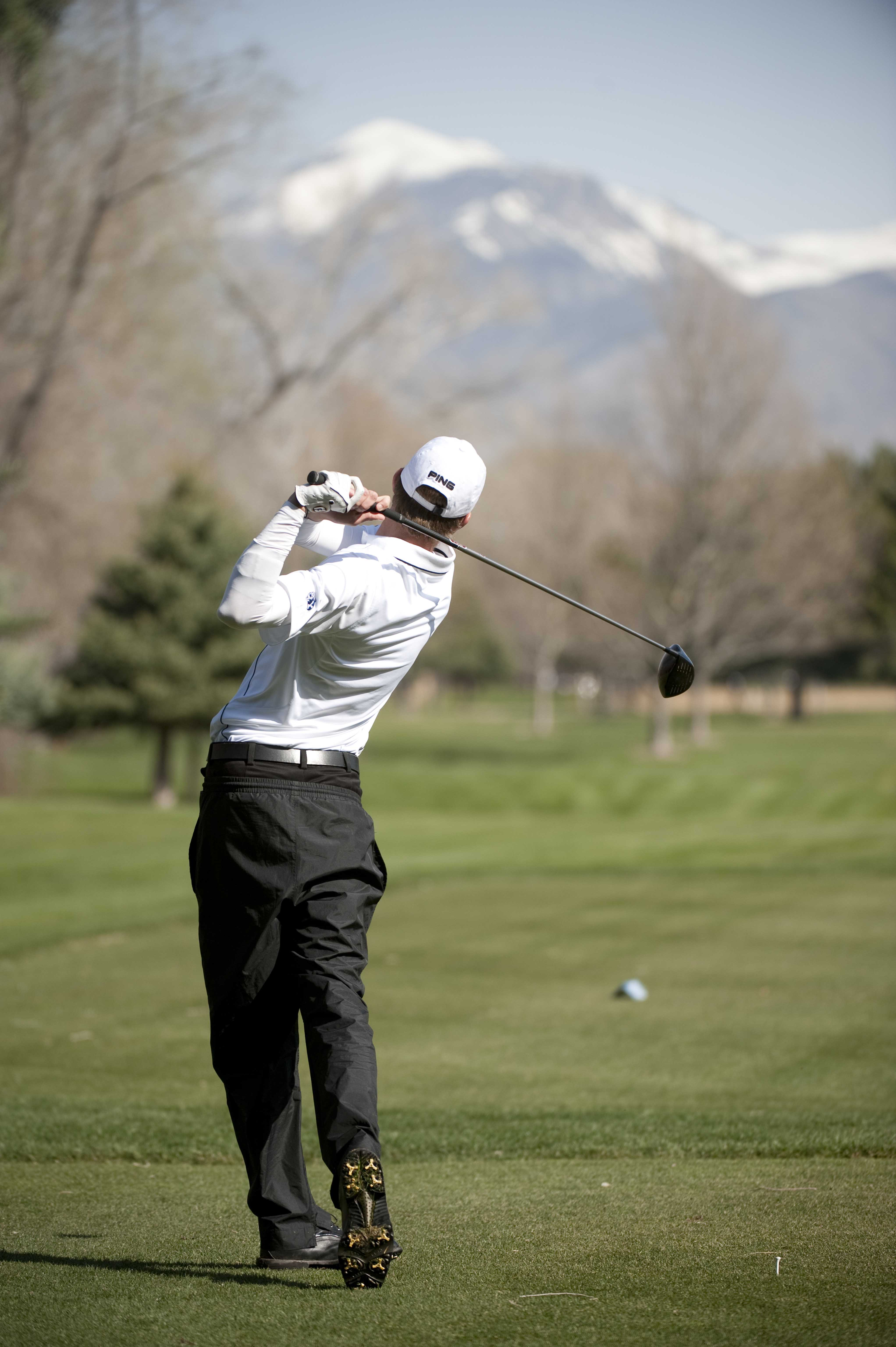 The Men's golf finished fifth in a past tournament Photo by Universe Photographer.