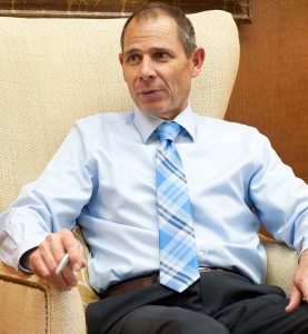 Provo Mayor John Curtis is running for re-election and looks forward to a possible second term in office.