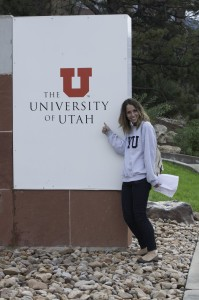 Universe reporter Amy McDonald conducted a social experiment to see if Utah or BYU students were nicer to their rivals.