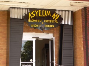 Asylum 49 is the first haunted attraction in Utah where actors are allowed to touch the guests. (Photo courtesy of Jamie Davis).
