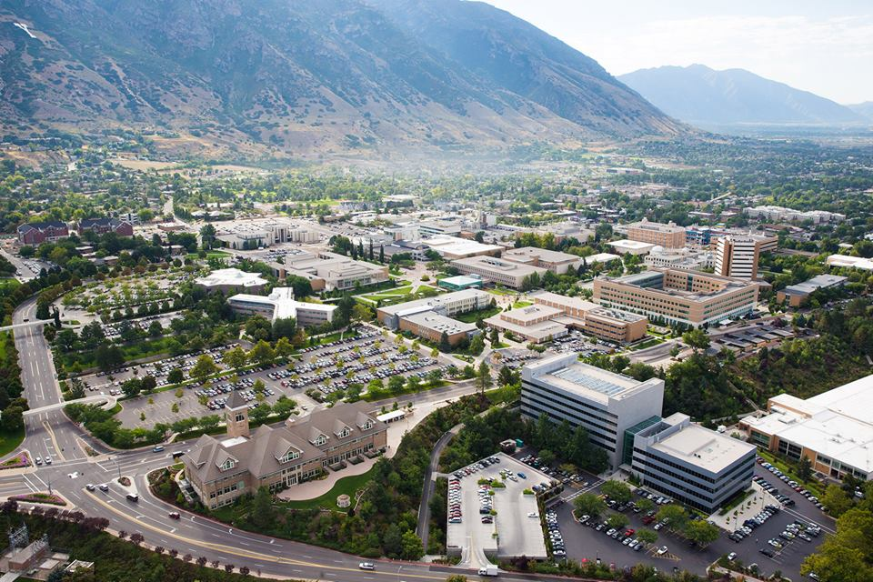Image result for byu campus provo utah