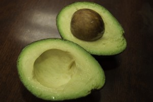 """Avadacado's are healthy fruits, sometimes called a """"Miracle Food"""". (Photo by Maddi Dayton.)"""