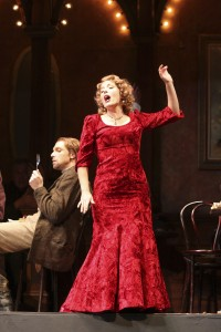 """Celena Shafer performs in """"La Boheme,"""" one of the operas highlighted in """"Fatal Song."""" (Photo courtesy of Utah Symphony/Utah Opera.)"""