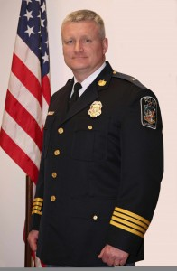 New Provo Chief of Police John King