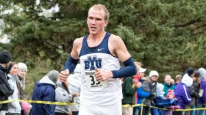 BYU's Tylor Thatcher led the way for the Cougars in the 2013 NCAA Cross Country National Championships. The men's team finished fourth overall in the nation and the women captured the 28th spot in their event.