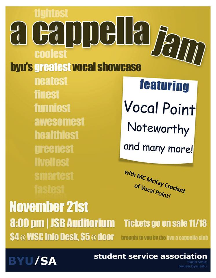 This Flyer Circulated On Campus And Social Media To Promote The Concert Nov 21