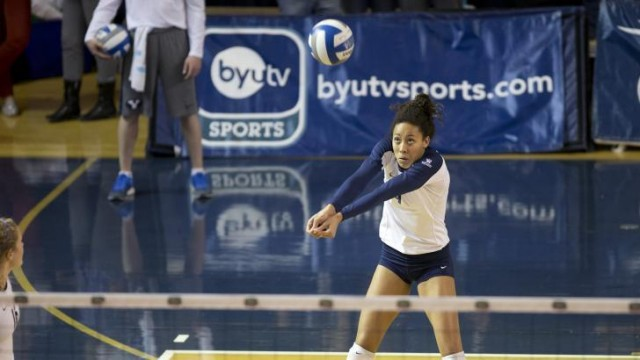 Alexa Gray helps women's volleyball get back on track versus Gonzaga