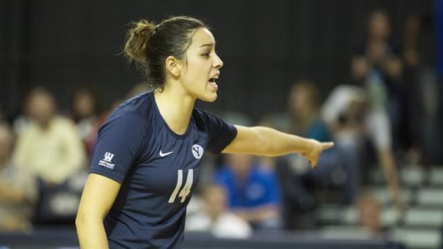 BYU women's volleyball suffers upset at hands of Santa Clara