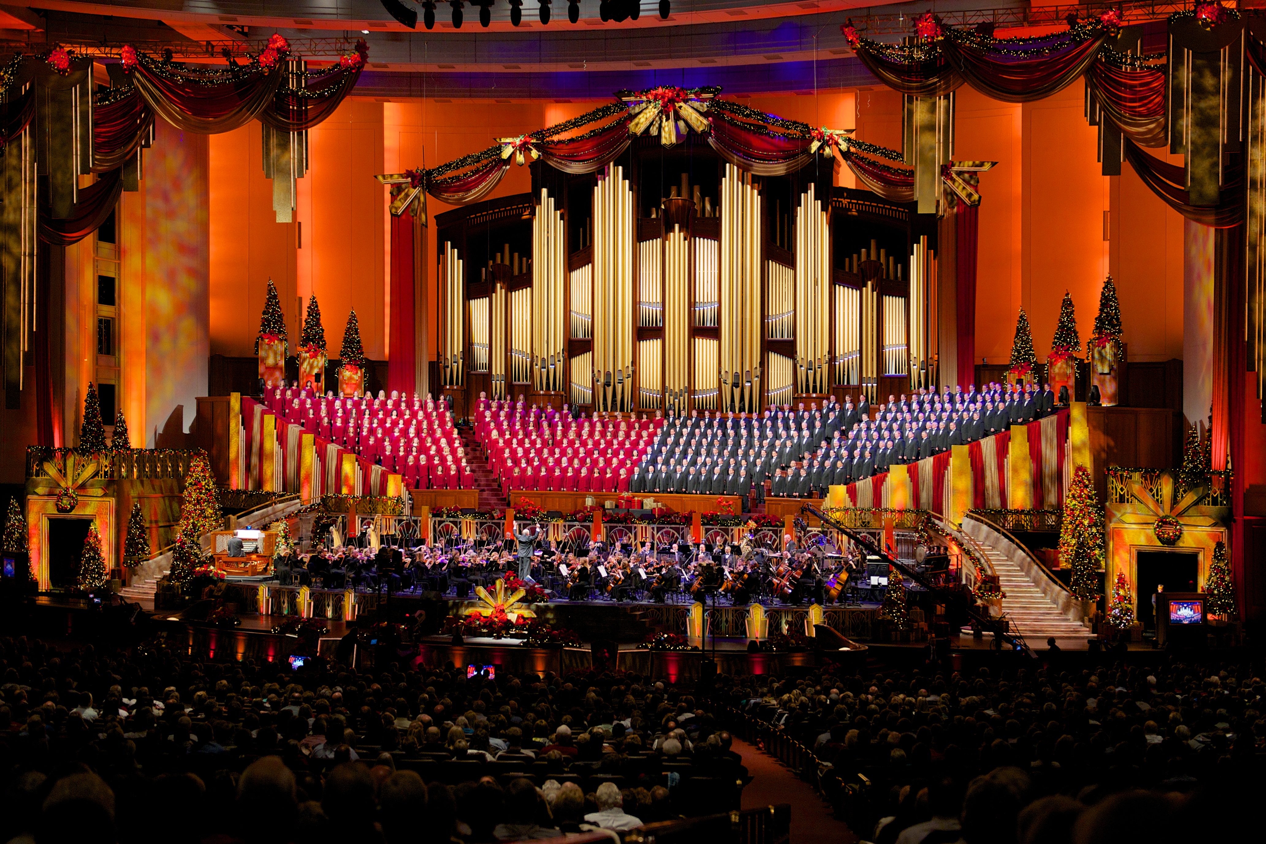 Renowned soprano, actor join Mormon Tabernacle Choir for the ...