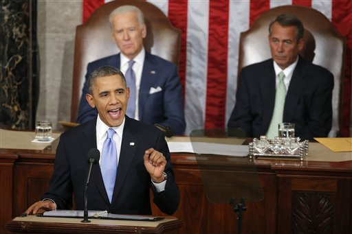 President Obama addressed the nation on Tuesday night during the annual State of the Union Address. The President outlined many of his goals for the upcoming year.