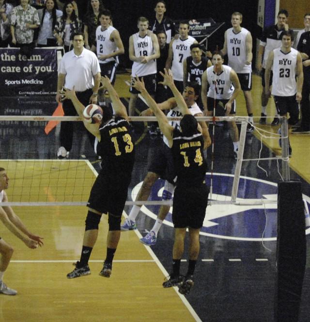 BYU volleyball defeats No. 1 Long Beach