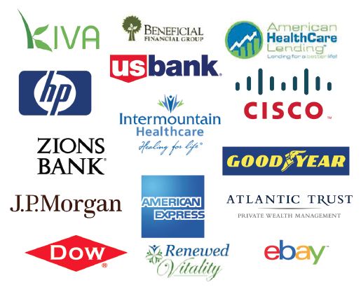 Just a few of the companies the OCI program works with
