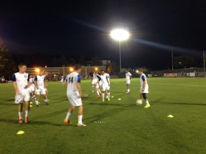 BYU Cougars face off against VC Fusion Saturday in the first round of the PDL playoffs. (Chanel Klein)