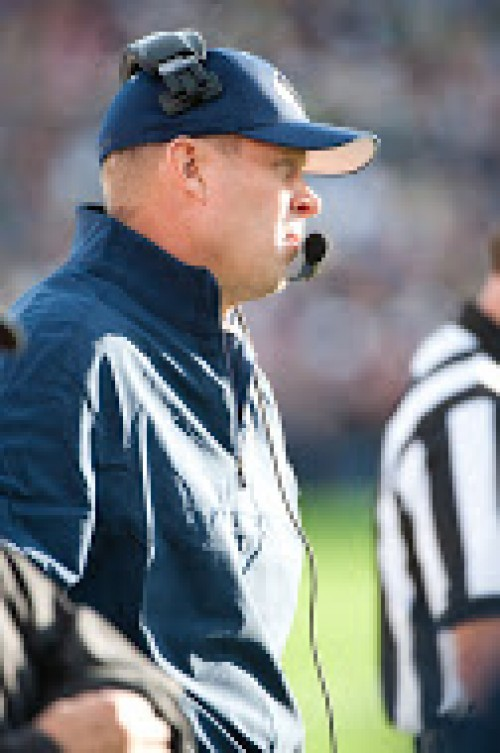 BYU football does anything but disappoint in season opener against UConn