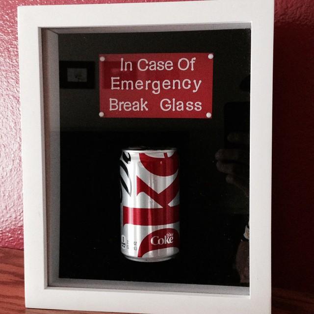 @garrett621: You only have this kind of emergency at BYU #byu #dietcoke# justforthetasteofit