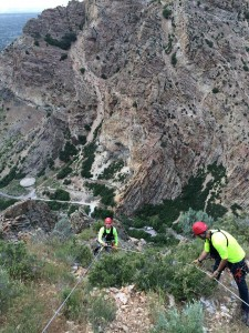 SAR volunteers said they participate in dozens of rescues involving BYU students each year. Photo courtesy Toby Norton