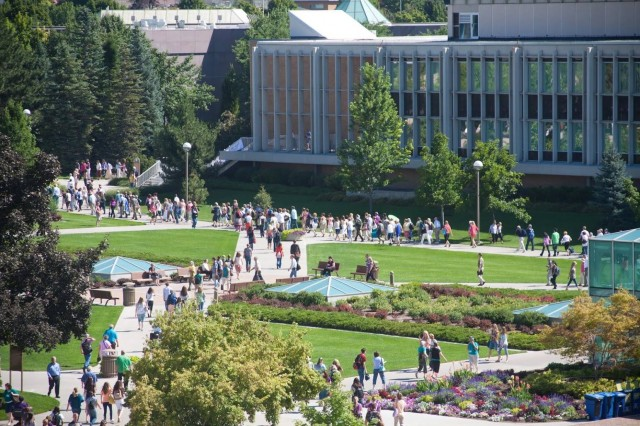 The 8 best spots on BYU's campus