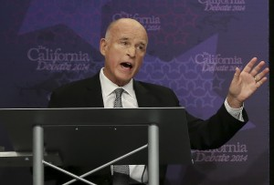 """On Sept. 28 California Gov. Jerry Brown announced that he signed a bill that defines when """"yes means yes."""" California is the first state in the nation to require colleges to follow an affirmative consent policy when investigating sexual assault reports. (AP Photo/Rich Pedroncelli, Pool, File)"""