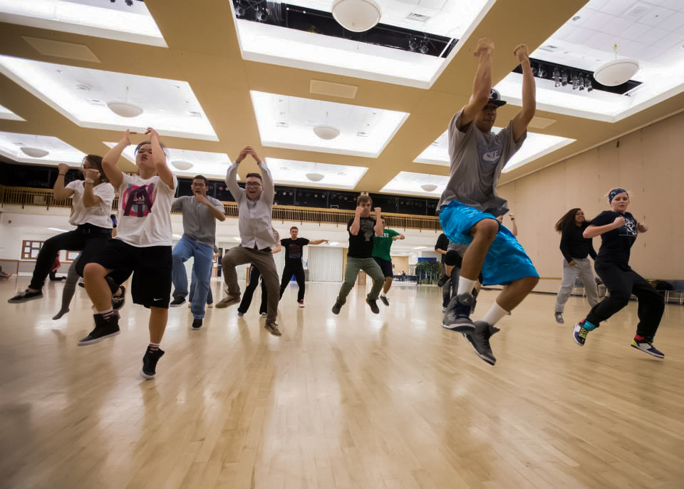 BYU Hip Hop Club welcomes all students – The Daily Universe