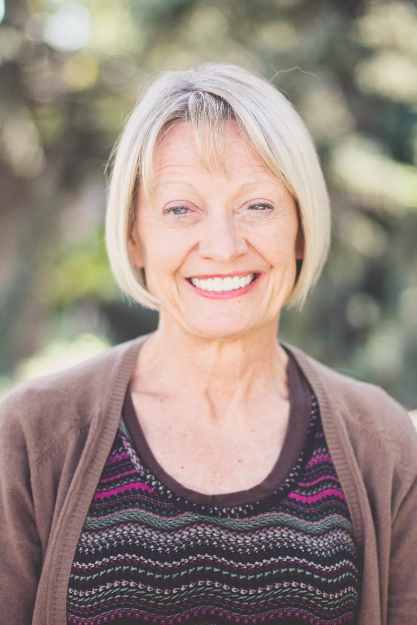 LaNae Valentine is the director for the Women's Services and Resources at BYU. She created the Voices of Courage campaign and is an example of selfless support. (Margaret Mellville)