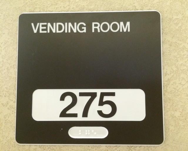 Cougar hacks: Vending machines