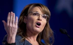 Sarah Palin speaks in Washington on Sept. 16, 2014. (AP Photo/Manuel Balce Ceneta, File)