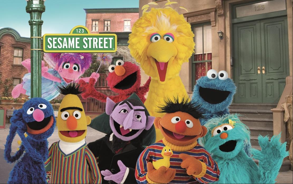 Sesame Street and the Mormon Tabernacle Choir teaming up this Christmas season