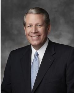 Elder Donal L. Hallstrom of the Presidency of the Seventy spoke at the CES devotional on Nov. 2, 2014.