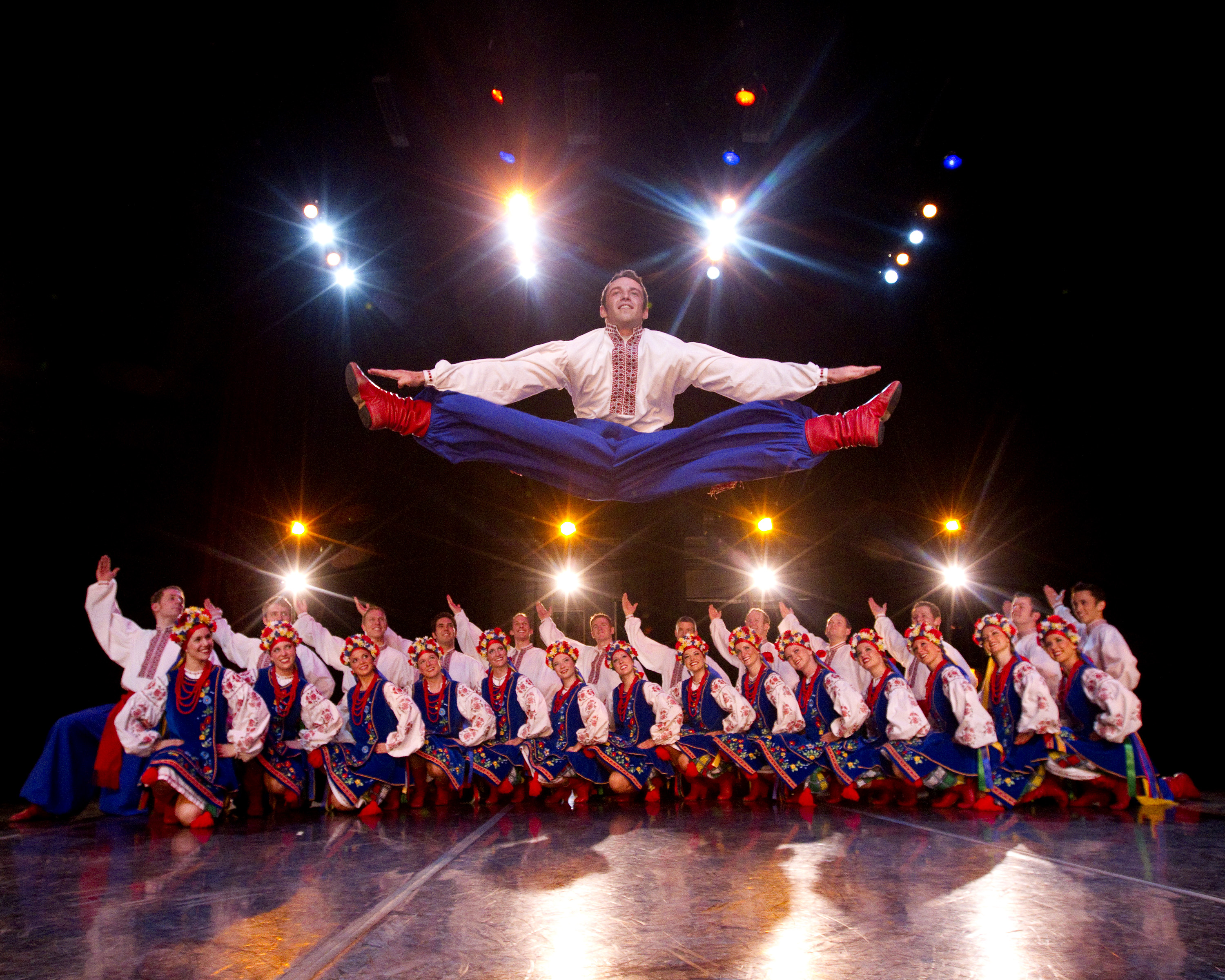 BYU dance department presents 'Christmas around the World' - The ...