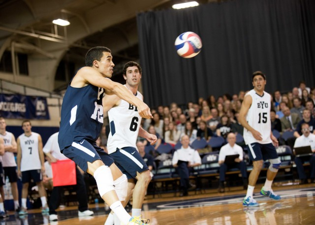 Men's volleyball won't settle for sixth place in 2015
