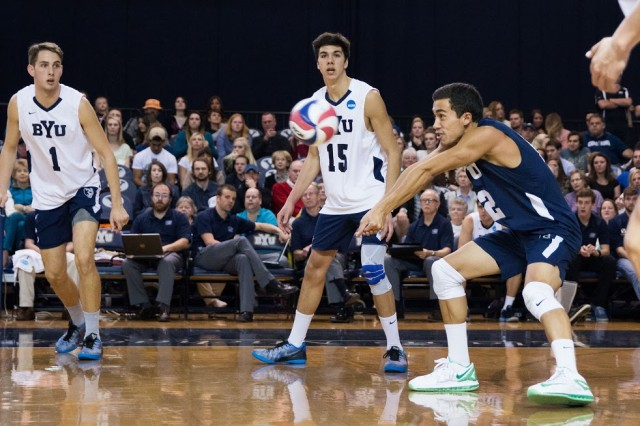 BYU volleyball sends CBU home with sweep