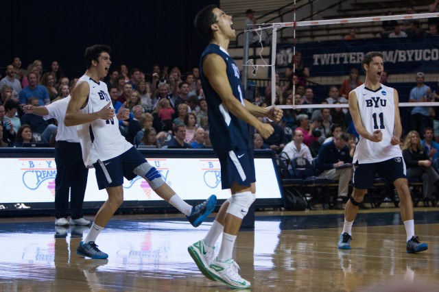 BYU volleyball takes 3-1 win over California Baptist