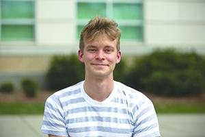 Christopher Walquist, Economics,Mapleton