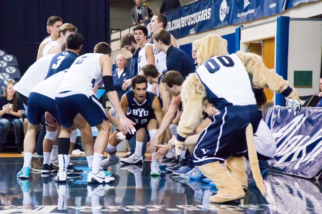 BYU volleyball falls to UC Irvine in four sets