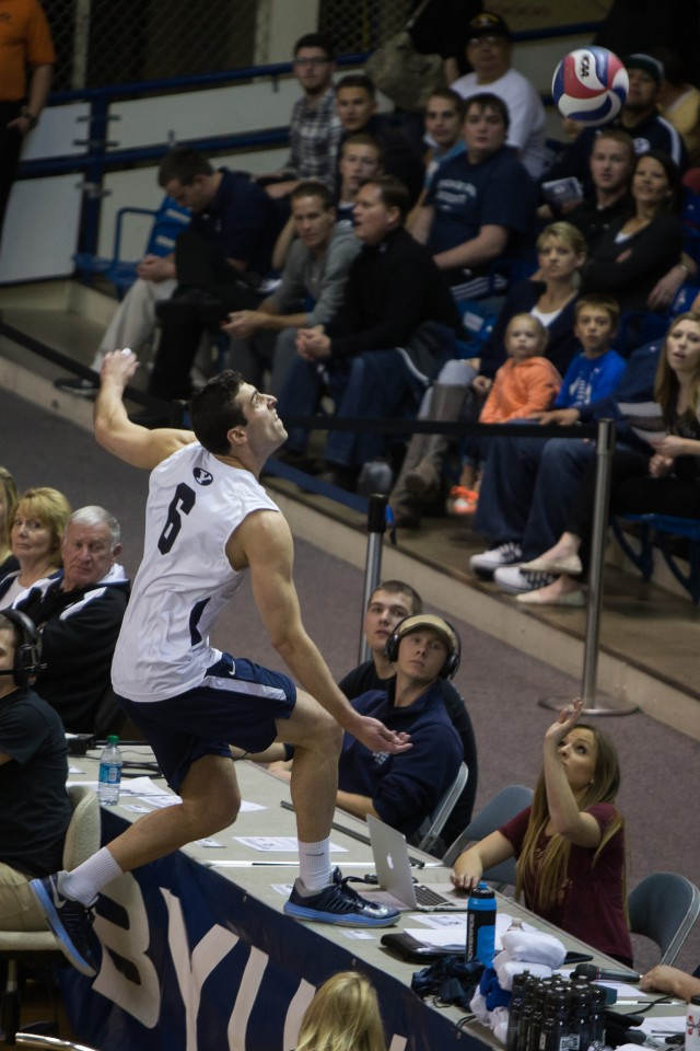 BYU volleyball suffers a second loss to Pepperdine