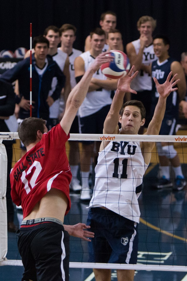 Men's volleyball beats Cal State Northridge